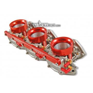 NOVI Carburetors - Triple 48mm