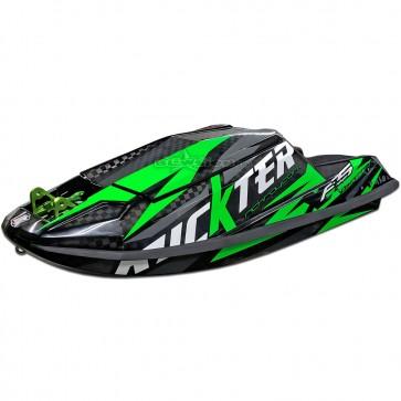 Rickter XFS Ninja Competition - Neon Green