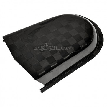 RRP Ninja TeXtreme Carbon Fiber Hood Air Scoop