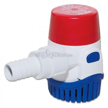 Rule Bilge Pump - 500GPH - Non-Automatic (25DA)