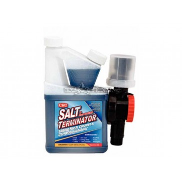 Salt Terminator - Quart Kit with Mixer