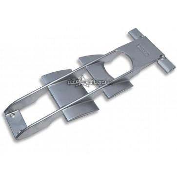 Skat-Trak SXR Stainless Intake Grate - Standard Model - PN# 02-01-121