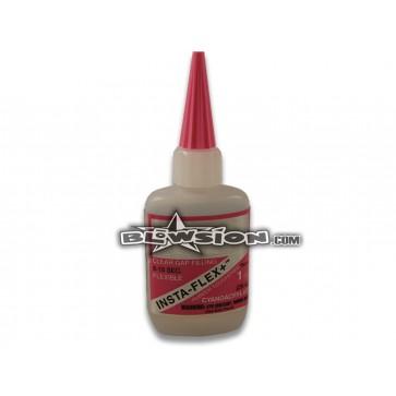 Super Glue - Rubber Toughened - Clear - 1oz