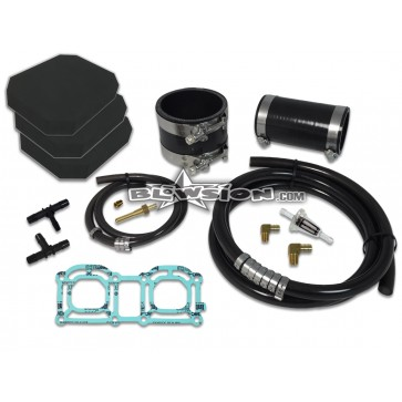 TNT V2/V3 Exhaust Hardware Kit