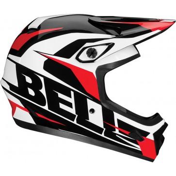Bell Transfer-9 Helmet - Red/White