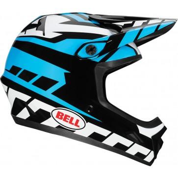 Bell Transfer-9 Helmet - Blue/White