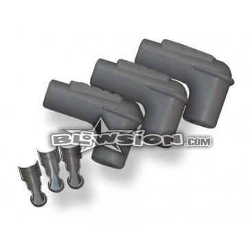 MSD Plug Boot Kit - Triple