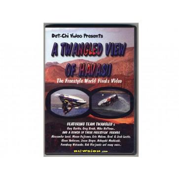Twangled View of Havasu DVD - Front Cover