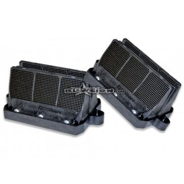 Moto Tassinari - VFORCE 2 Carbon Reed Kit for Yamaha Twins