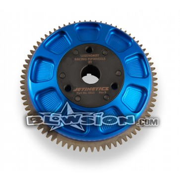 Jetinetics Billet Charging Flywheel - Yamaha