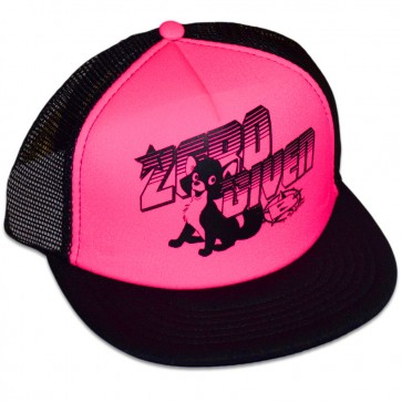 Zero Fox Given Hat Pink