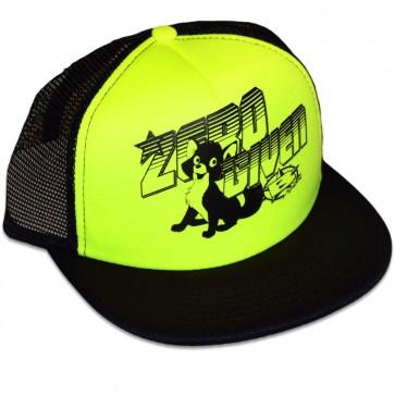 Zero Fox Given Hat Yellow