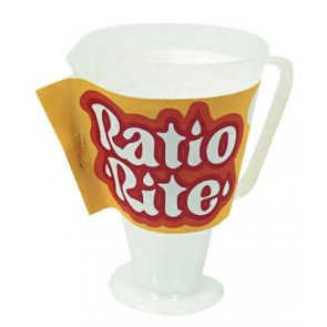 Ratio Rite - Oil/Fuel Mixing Cup