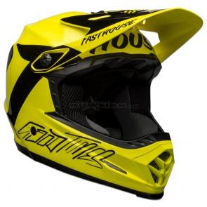 Bell Full-9 Fusion Helmet - Gloss Hi-Viz / Black