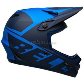 Bell Transfer Helmet - Matte Blues
