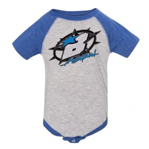 Blowsion B-Star Onesie - Blue