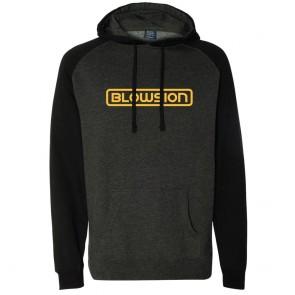 Blowsion Barcade Hooded Pullover Sweatshirt