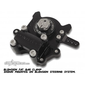 Blowsion Fat Bar Clamp 1-1/8
