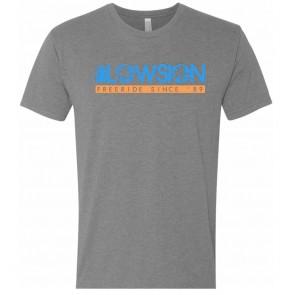 Blowsion Freeride T-Shirt - Orange/Blue