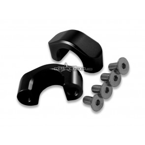 Blowsion Handlebar Clamps - Anodized Black