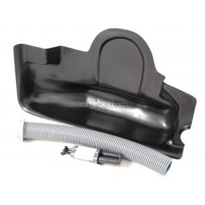 Hood Baffle Insert for Kawasaki SXR Factory Dry Pipe