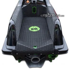 Mat Kit - Hydro Turf - Kawasaki SXR 1500 with Rear Corner Kicks