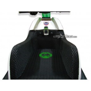 Mat Kit - Hydro Turf - SXR - Stock Tray - Replaces OEM Railcaps (pictured)
