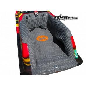 Mat Kit - Hydro Turf - Digger Footwells - Yamaha Superjet 1996+