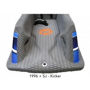 Mat Kit - Hydro Turf - Kicker Footwells - Yamaha Superjet 1996+