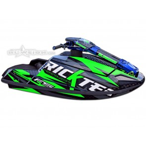 Rickter XFS Competition TeXtreme Neon 1200cc for Sale