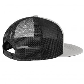 Blowsion Snapback Hat - 3D Grey
