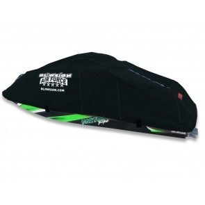 Blowsion Sheathe-Fit PWC Cover - Kawasaki SXR - Black