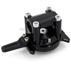 Blowsion Universal OVP Steering System - Black
