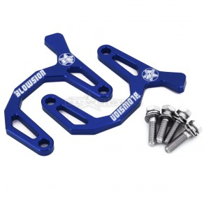 Blowsion Engine Keepers - Yamaha - Anodized Blue