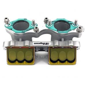 Boyesen Intake Manifold Kit - Kawasaki - IM-002AKIT