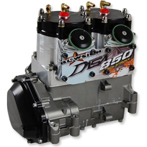 DASA Powervalve Engine - Stock Stroke - 850cc