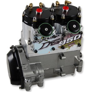 DASA Powervalve Stroker Engine - 950cc 89mm Bore / +8mm Stroke