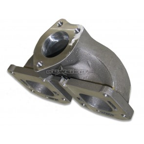 Factory Pipe Exhaust Manifold - Yamaha 701 61X