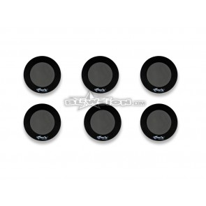 "FrogzSkin Circle - 1.5"" OD x .75"" ID (6pc)"