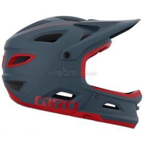 Giro Switchblade Helmet - Matte Grey / Red