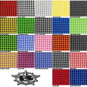 Hydro-Turf Color Swatch - Dual Layer - Waffle
