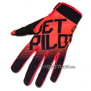 Jet Pilot Phantom Glove - Black/Orange