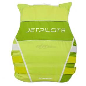 Jet Pilot F-86 Sabre Vest - Neon
