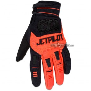 JETPILOT MATRIX GLOVE BLACK/ORANGE JA6300