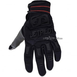 JETPILOT MATRIX GLOVE BLACK/RED JA6300