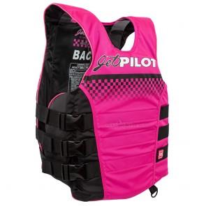 Jet Pilot Vintage Vest - Pink