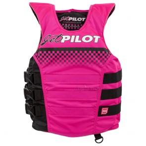 Jet Pilot Vintage Vest Pink - JP21212