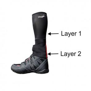 Jettribe Gator Lycra Socks