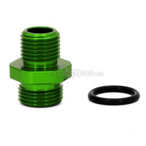 Kawasaki Electrical Box Fitting - Green