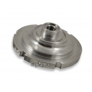 Kommander Industries Kawasaki Billet Drop Down Cylinder Dome